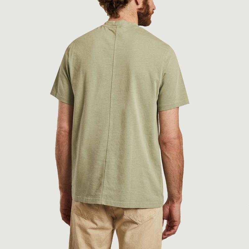 T-shirt en coton bio Norsbro - Samsoe Samsoe