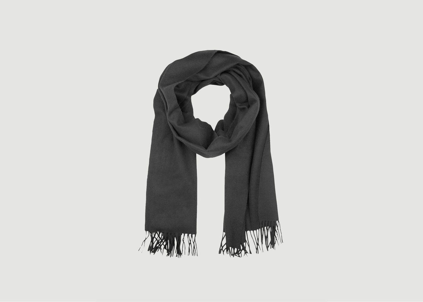 Grande écharpe en laine et cachemire Accola - Samsoe Samsoe