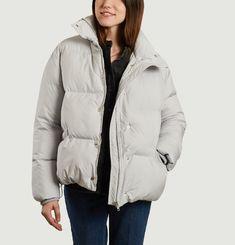 Lyra down jacket Samsoe Samsoe