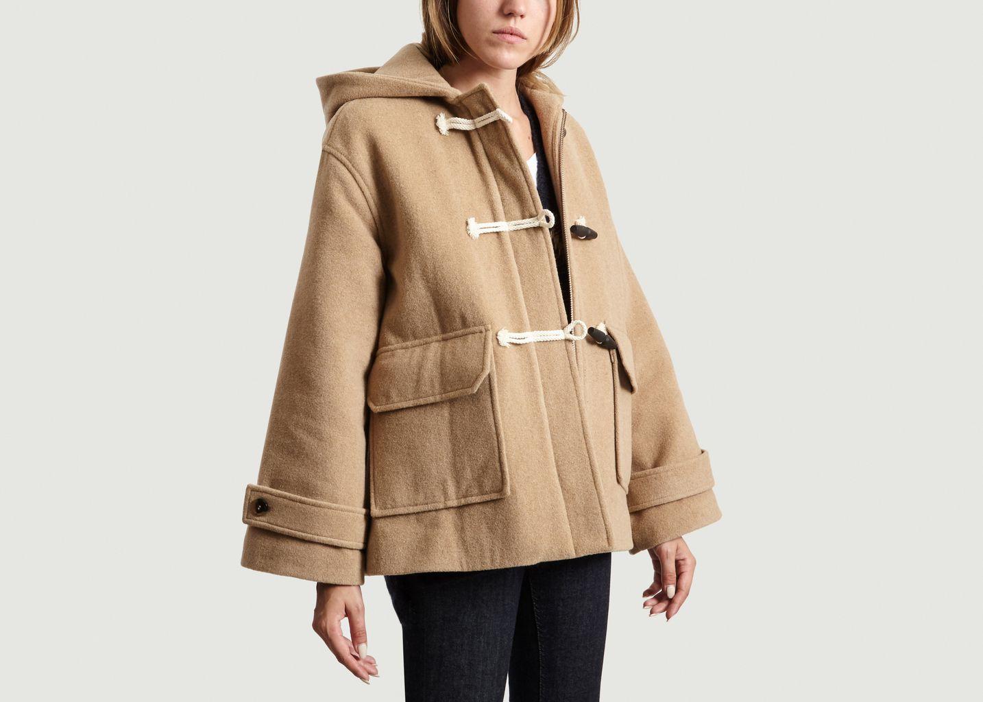 Duffle-Coat A Capuche Daimy - Samsoe Samsoe