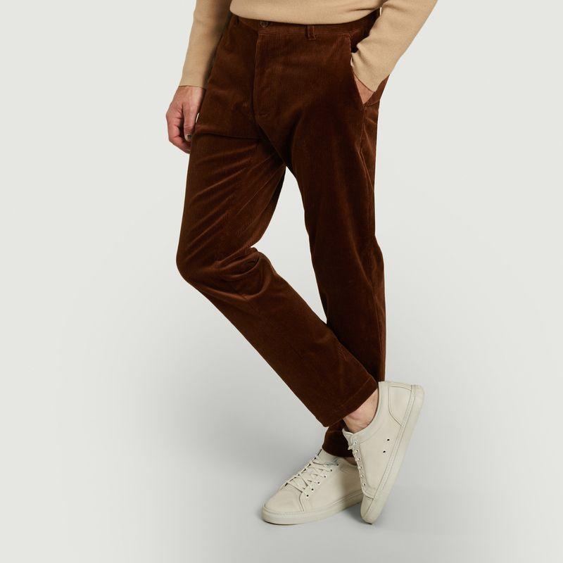 Pantalon Andy 11046 - Samsoe Samsoe