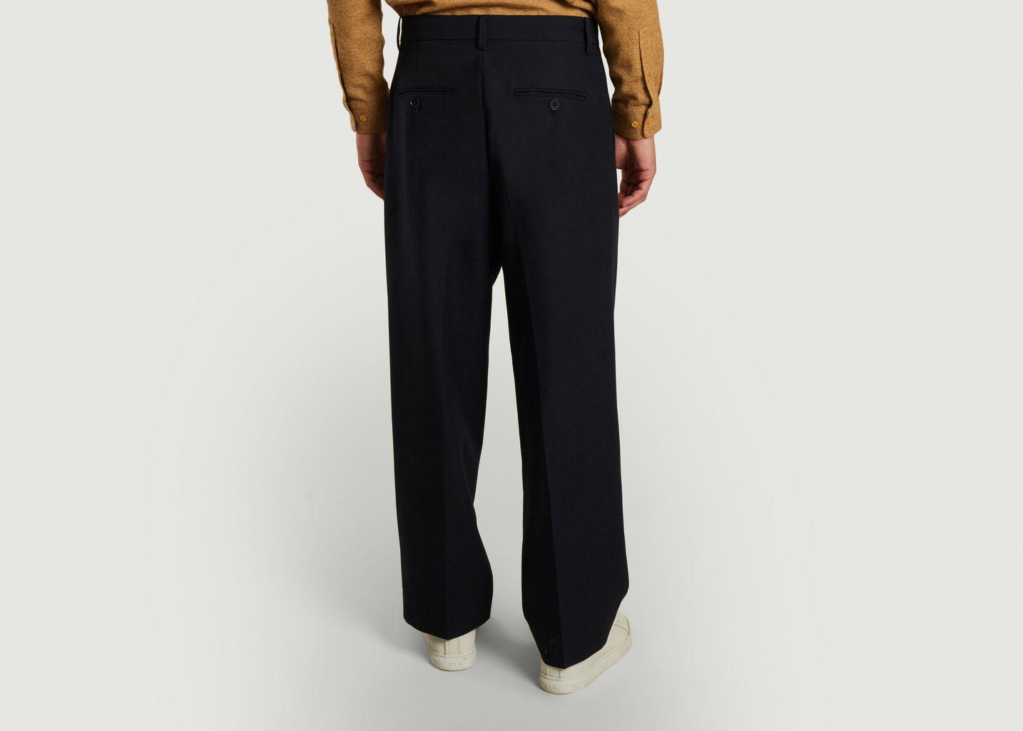 Pantalon ample Mandla - Samsoe Samsoe