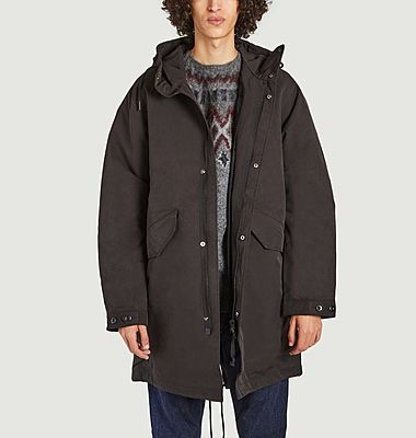 Parka coupe relax Paw