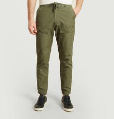 Apaches Cropped Trousers