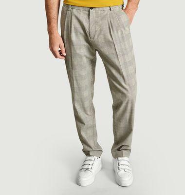 Pantalon A Carreaux Lincoln