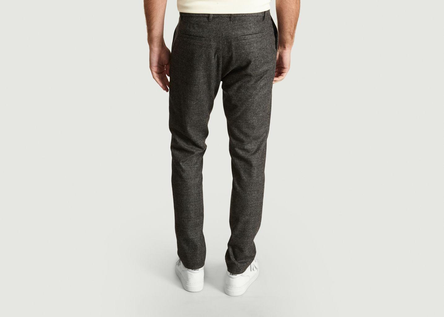 Pantalon Motif Prince De Galles Andy - Samsoe Samsoe