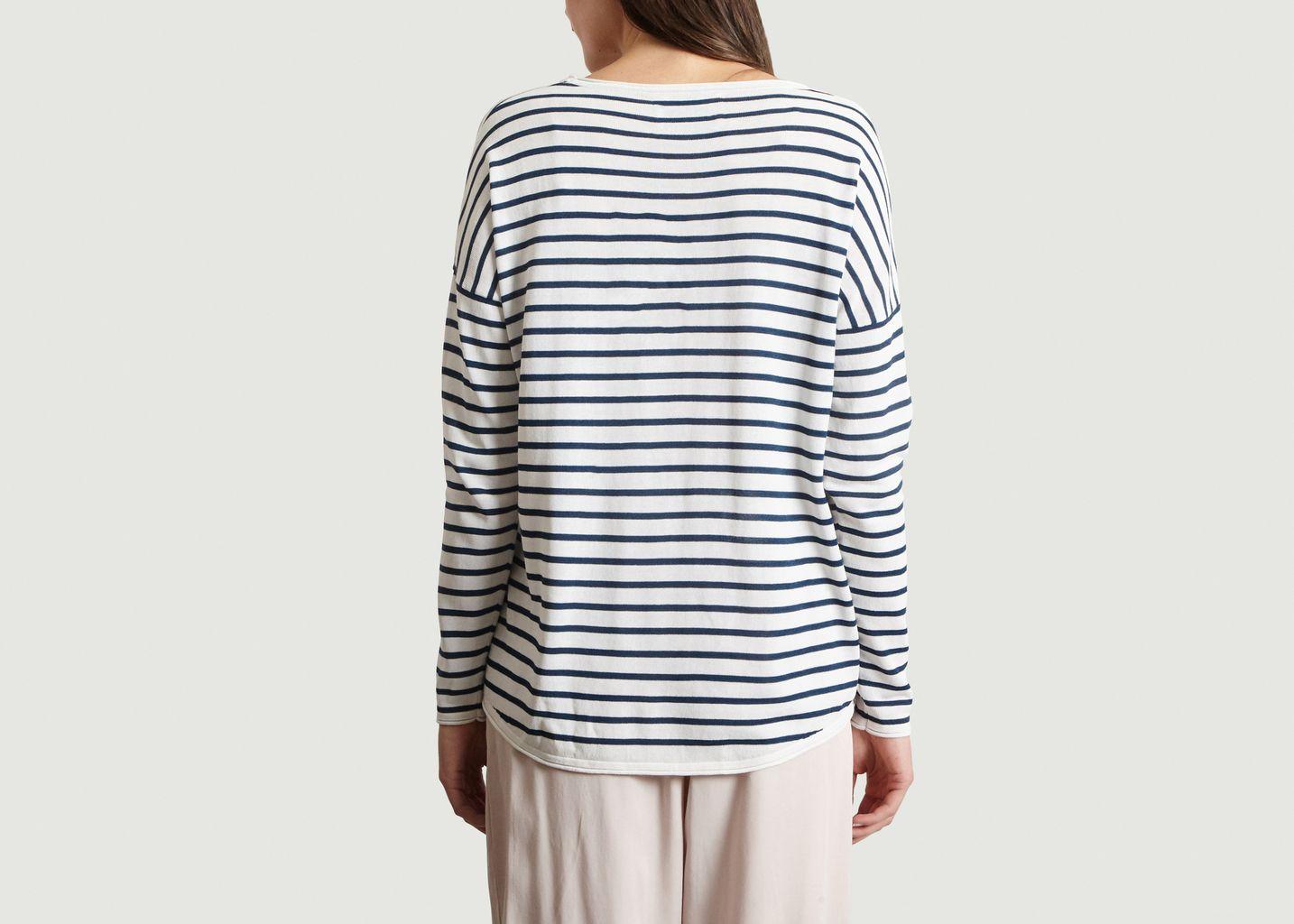 T-Shirt Manches Longues Kally - Samsoe Samsoe