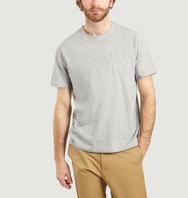 T-Shirt A Micro Rayures Finn