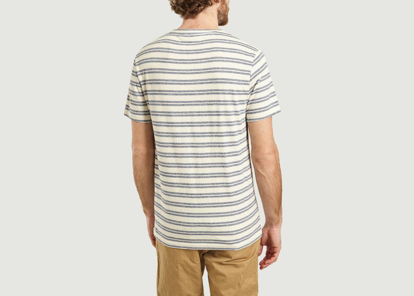 T-Shirt Rayé Carpo - Samsoe Samsoe