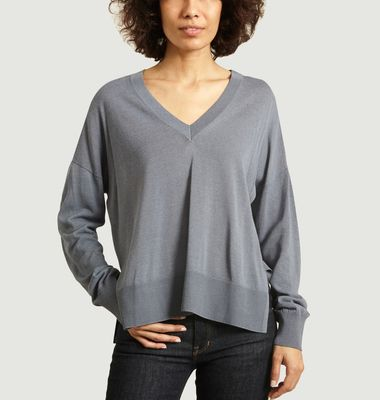 Dida V-neck sweater