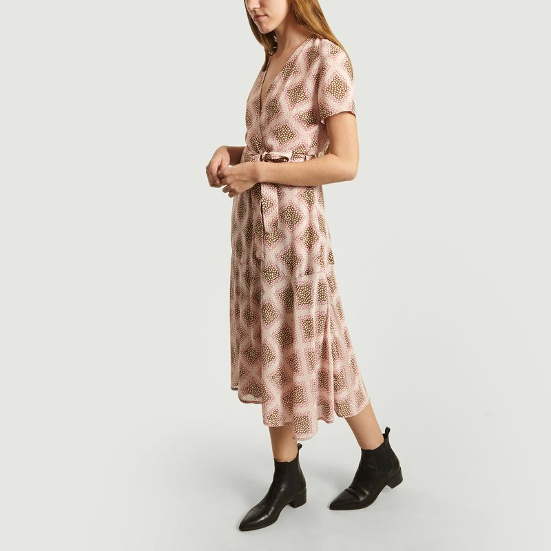 Robe Longue Portefeuille Klea - Samsoe Samsoe