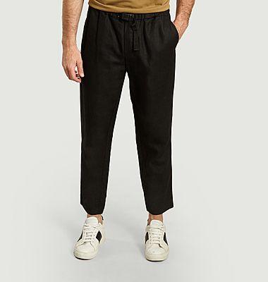 Pantalon en lin et coton bio Agnar