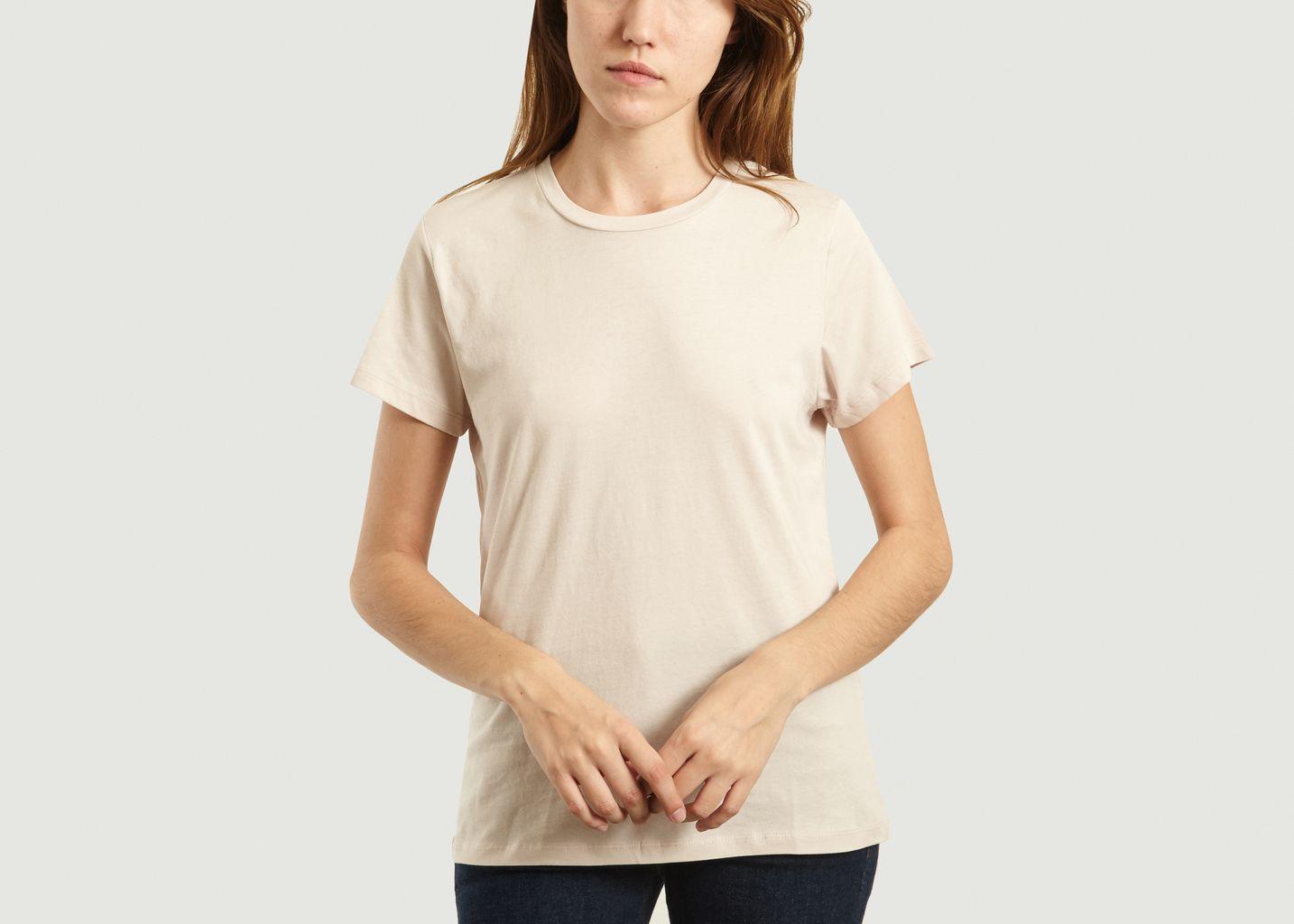 T-Shirt Uni Solly - Samsoe Samsoe