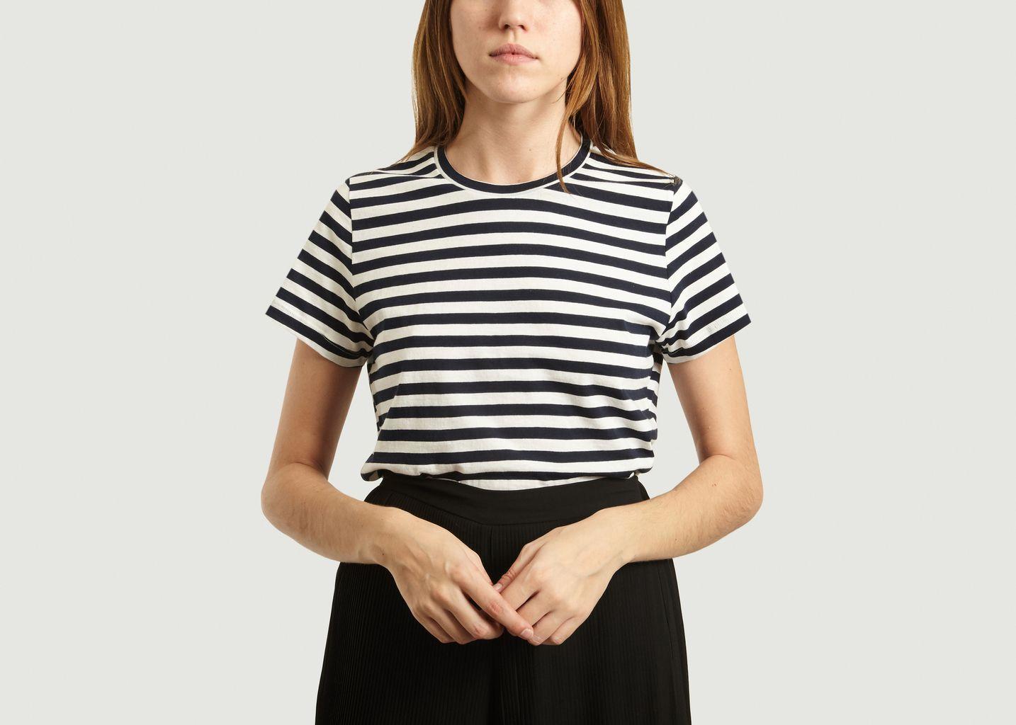 T-Shirt Rayé Solly - Samsoe Samsoe