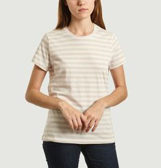 T-Shirt Rayé Solly