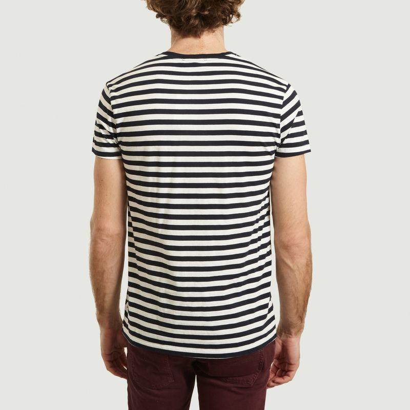T-Shirt Rayé Patrick - Samsoe Samsoe