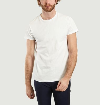 T-Shirt Uni En Coton Bio Kronos