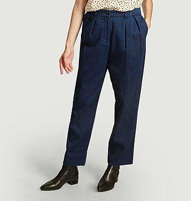 Pantalon ample 7/8e Atzuko
