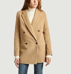 Manteau Tenna Coupe Tailleur