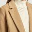 matière Manteau Tenna Coupe Tailleur  - Samsoe Samsoe