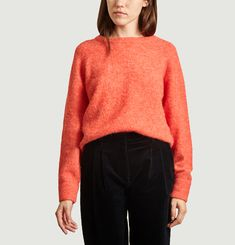 Sweater Nor o-n short round neck