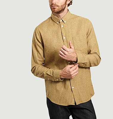 Liam BA organic cotton shirt