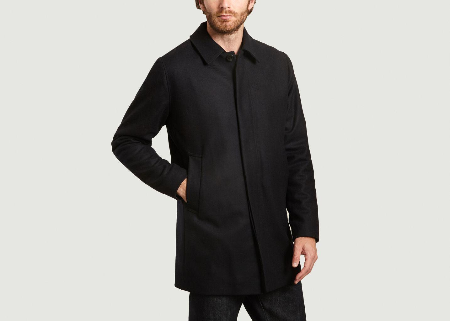 Manteau droit Kenpo - Samsoe Samsoe