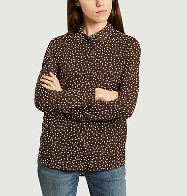 Chemise Milly pois