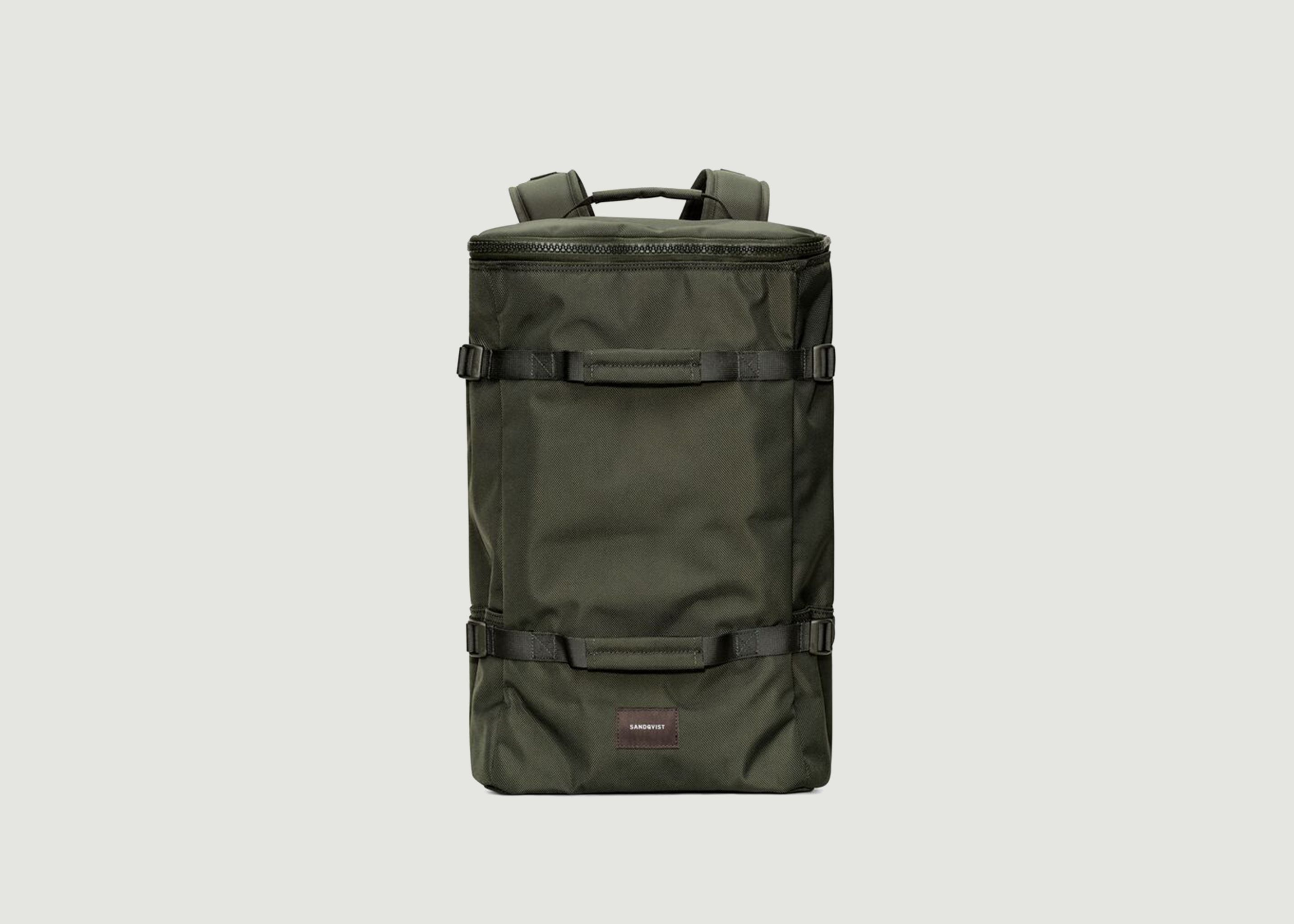 Sandqvist Small Zack Sac L'exception Khaki g747t0w