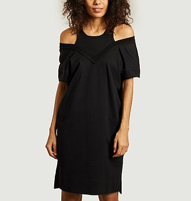 Robe tee-shirt Lila