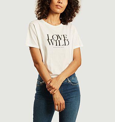 T-shirt en coton Drew