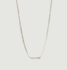 Identity necklace  Saskia Diez