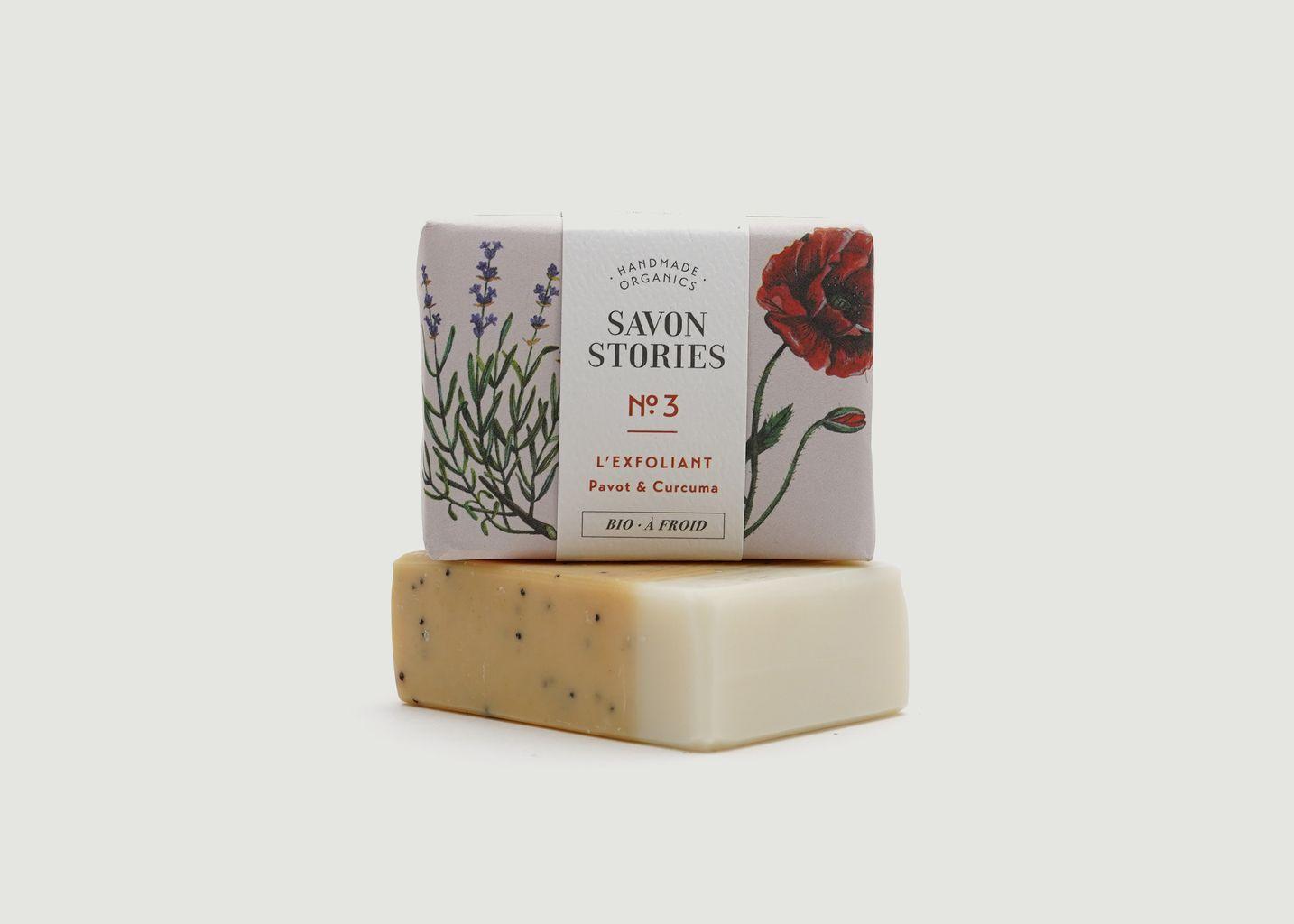 Savon Graines de Pavot - Savon Stories