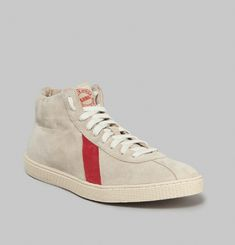 Premium Suede Lishan Trainers