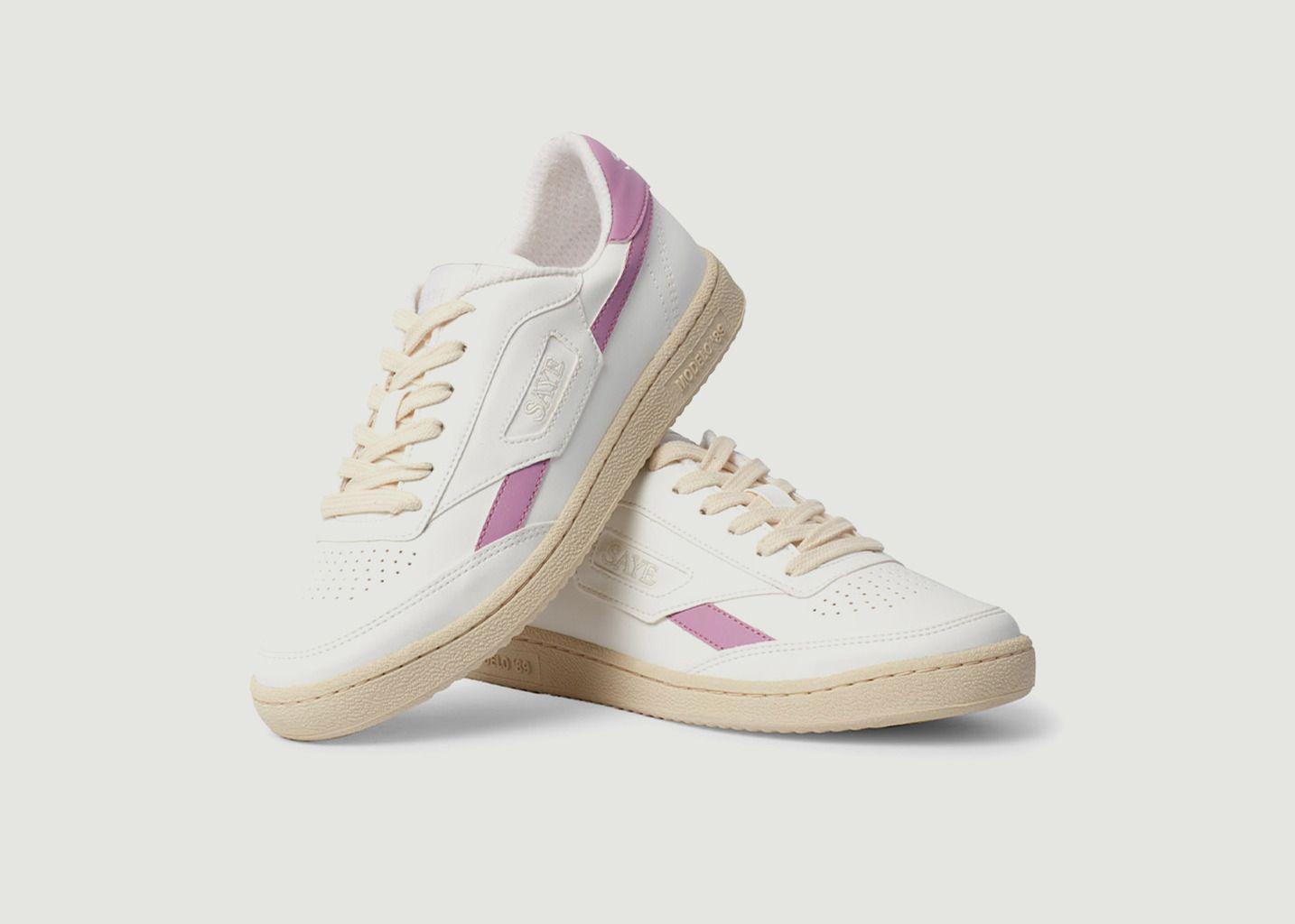 Baskets Modelo 89' Lila  - Saye