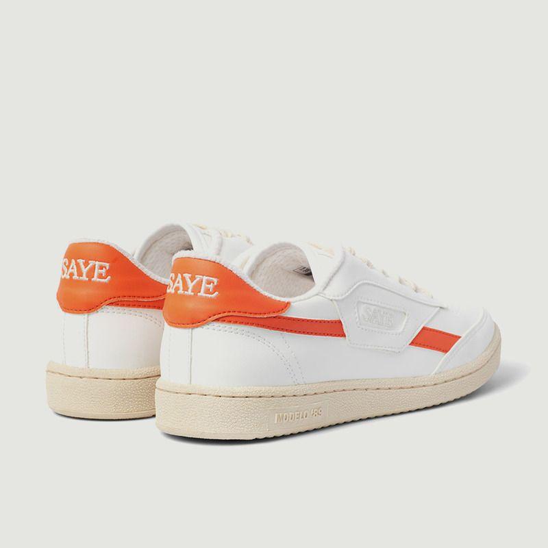 Baskets Modelo 89' naranja - Saye