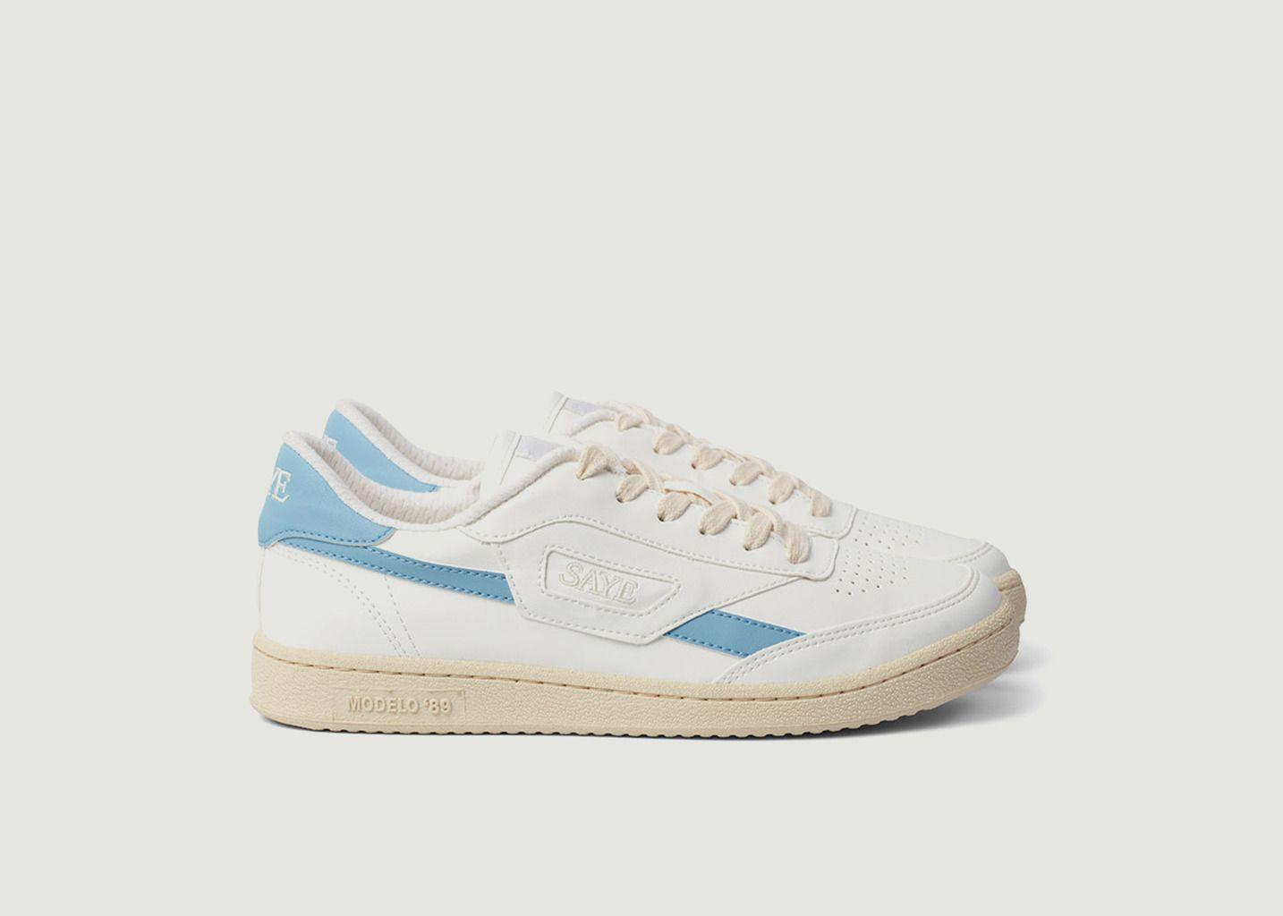 Baskets Modelo 89' azul - Saye