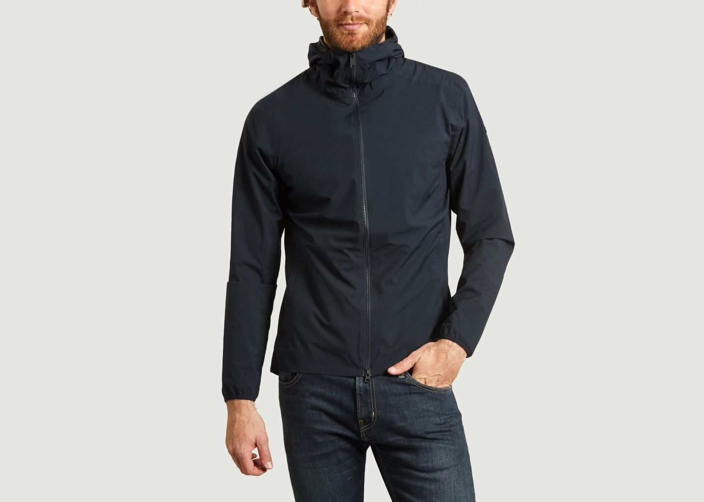 Blouson Hood imperméable - Scandinavian Edition