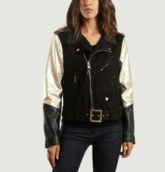Kingdom Biker Jacket