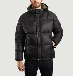 Ritch Hooded Puffer Jacket
