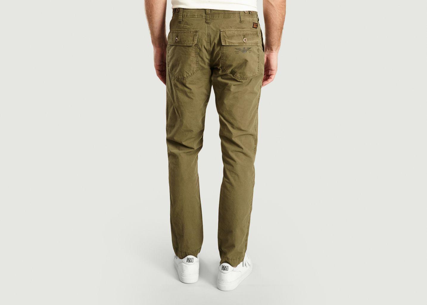 Pantalon Militaire Trrodgers 70 - Schott NYC