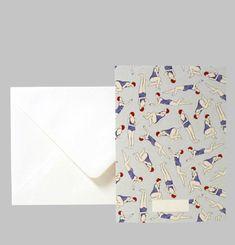 Baigneuses Card