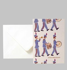 Fanfare Card