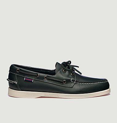 Portland boat shoes