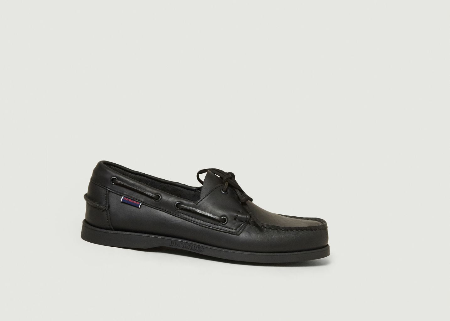 Chaussures bateau en cuir Portland - Sebago