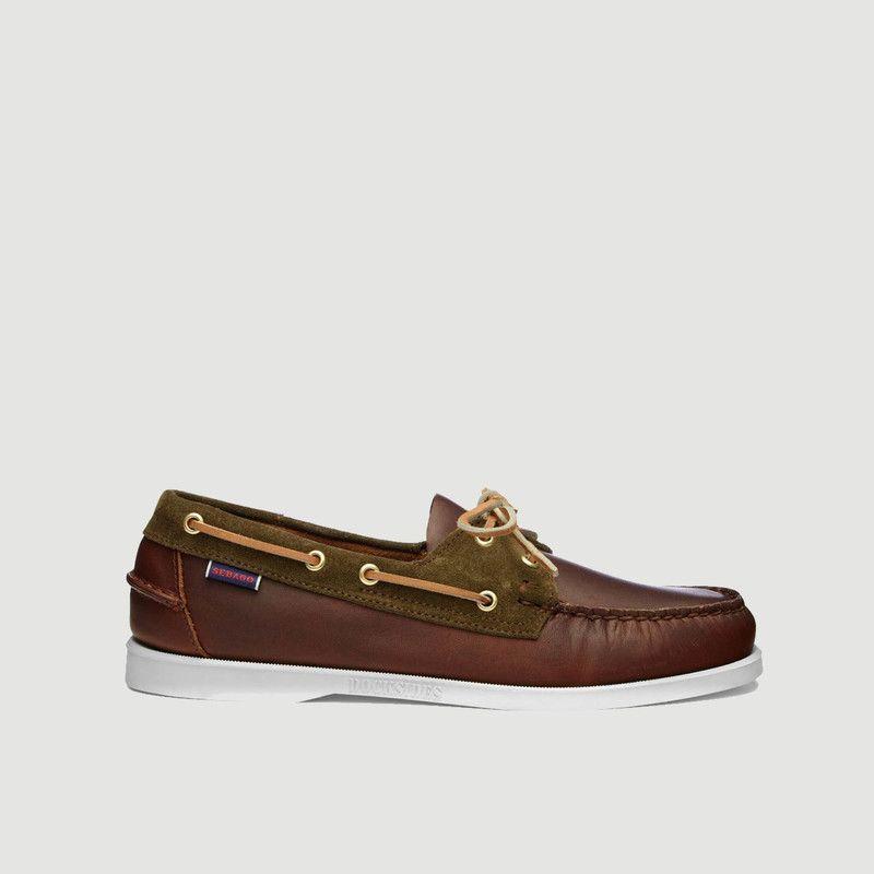 Chaussures bateau Portland bi-matière  - Sebago