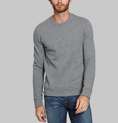 Sweat Plain Jacquard