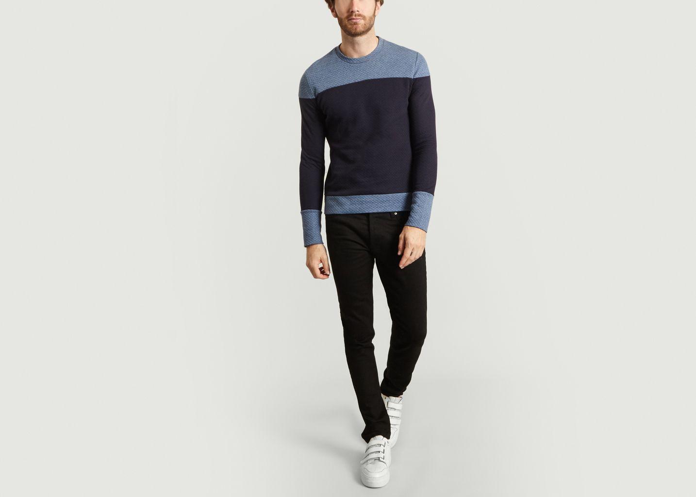 Sweatshirt Horizon - Sébastien Blondin