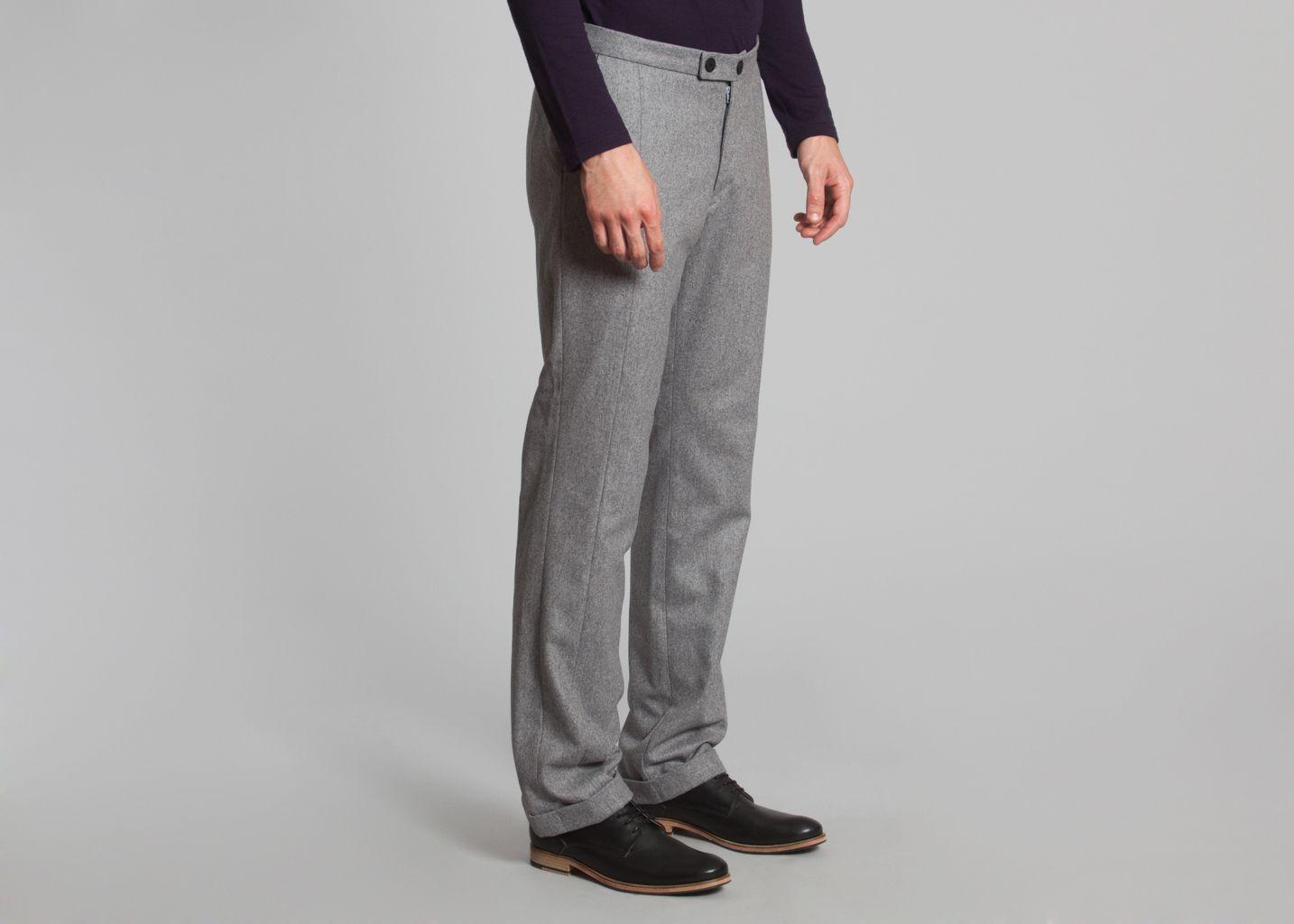 Pantalon Fil - Sébastien Blondin