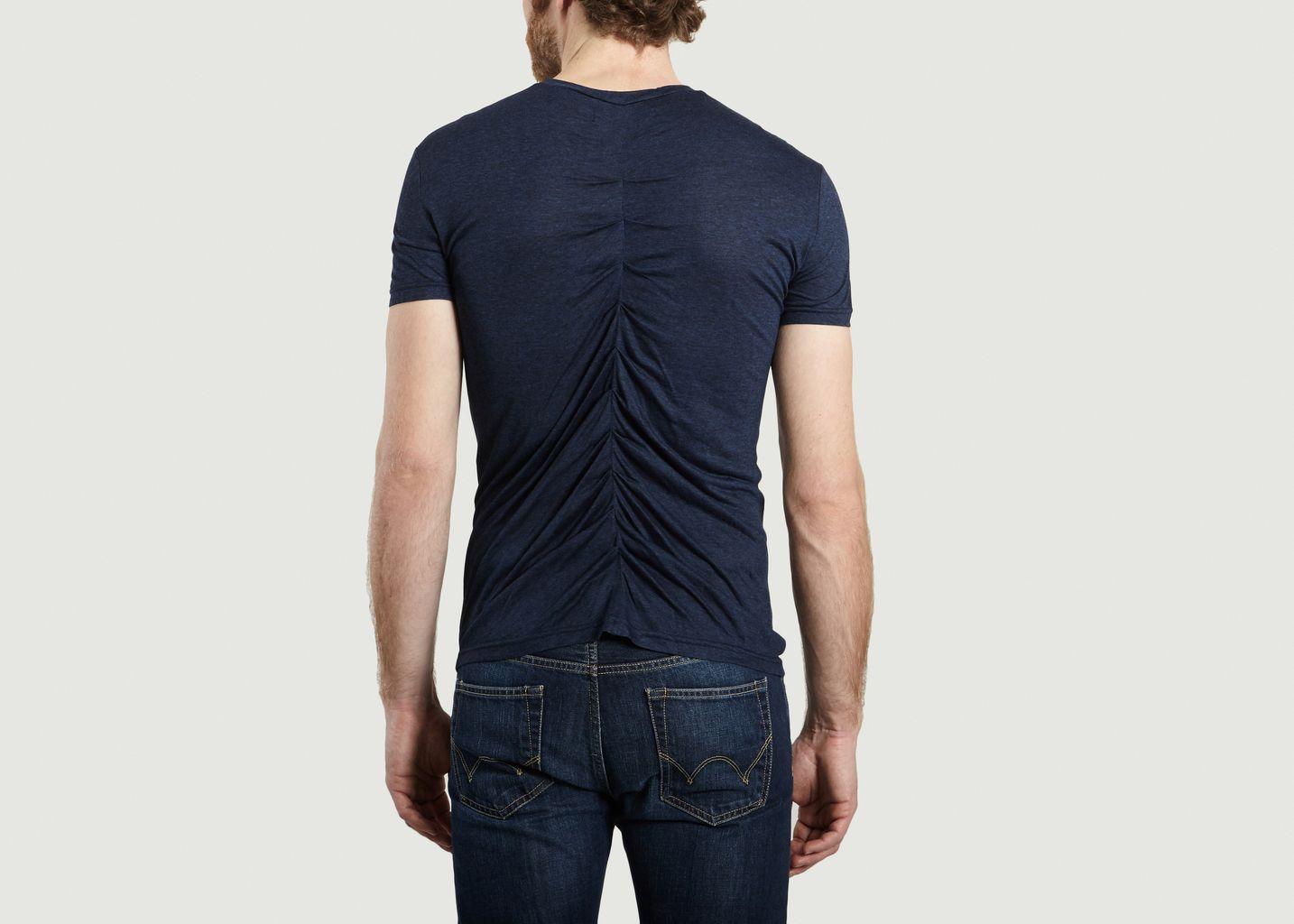 T-Shirt Vertébral Court - Sébastien Blondin